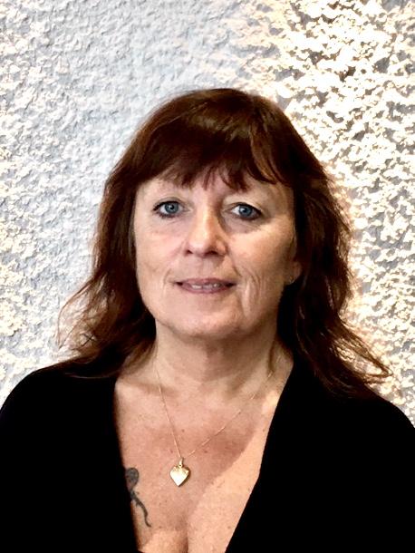 Lisse Rejdvik Jacobsen, sjuksköterska